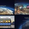 AE模板:三维地球世界地图坐标定点展示动画 3D Interactive Earth Globe
