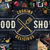AE模板-厨房美食食物电视广告节目包装视频宣传片头 Cooking Delicious Food Show