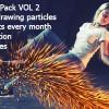 AE预设+模板:第二季 30种Particular魔法粒子特效包 Particular Presets - Magic Pack II
