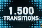 AE模板:1500种图形转场效果 Transitions 4K