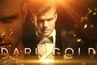AE模板:大气金色粒子人物介绍颁奖典礼片头 Dark Gold 2