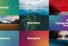 AE模板:快节奏文字标题切换展示 Fast Typographic Promo