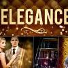 AE模板:优雅金色光效粒子活动颁奖典礼栏目包装 Elegance