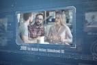 AE模板-科技感公司企业商务历史时间线宣传视频包装片头The Motion History Slideshows