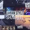 AE模板:科技感城市宣传片动画展示 Urban Showreel