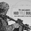 AE模板-高科技感文字标题HUD动画工具包 HUD Title Builder