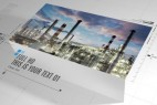 AE模板-干净简洁科技感图片文字片头包装 + 背景音乐 Clean Corporate Slideshow