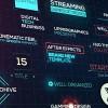 AE模板-18组科技感HUD文字标题动画 Cinematic HUD Titles