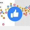 AE模板:社交网络可爱卡通表情动画包 Facebook Emoji Pack