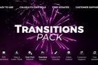 AE模板:几百个多风格炫酷转场效果包 Transitions 4.1