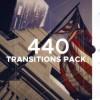 AE模板-440组图形遮罩包装视频转场 Transitions Pack