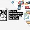 AE模板-手机扁平化APP宣传介绍工具包 Web App Promo Builder