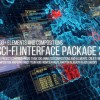 AE模板-500+科技感军事HUD屏幕元素动画包Sci-fi Interface HUD Package 3