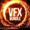 AE模板:粒子能量传送门特效包 Portal Logo VFX Bundle