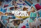 AE模板-拍立得旅游照片相册幻灯片开场片头(含音乐) Inspiring Travel Photo Slideshow