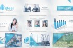 AE模板:公司企业团队人员业务介绍栏目包装 Corporate Video