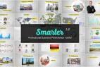 AE模板:公司企业商务信息数据图文展示介绍栏目包装 Smarter Business Presentation