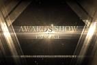 AE模板:金色高贵折射粒子年会活动晚会颁奖典礼片头栏目包装 Awards