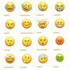 AE模板-102个社交网络Emoji表情动画+渲染好的视频素材