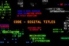 AE模板-数字代码文字标题动画 Code - Digital Titles