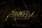AE模板-金色背景粒子颁奖典礼展示片头 Awards Ceremony Pack