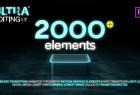 Premiere预设-2000+无缝视频转场文字标题排版图形字幕条指示线动画PR剪辑工具包