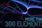 AE模板-300组科技感线条界面UI元素HUD动画