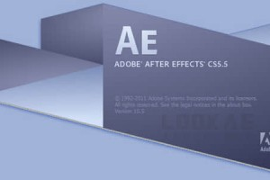 AE CS5.5 软件中文英文完整破解版 Adobe After Effects CS5.5 Win64