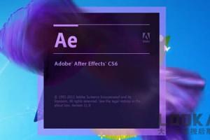 AE CS6 软件中文英文完整破解版 Adobe After Effects CS6 Win64