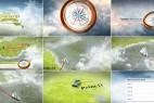 AE模板-世界地图穿梭 VideoHive World Journeys