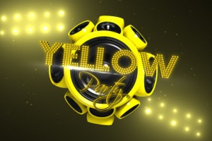 AE模板-音乐舞台 VideoHive Yellow Party