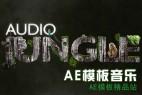 AE模板音乐:企业公司标志片头新闻栏目包装开场 Audiojungle news 1