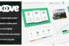 AE模版-简约扁平企业宣传介绍 VideoHive Moove – Corporate Video Tool