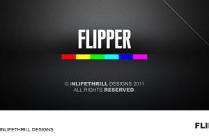 AE模版-唯美创意翻页图文展示 VideoHive Flipper