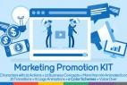 AE模板:公司企业市场营销推广图形动画包 VideoHive Marketing Promotion KIT