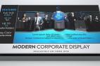 AE模版:现代简洁商务办公图文展示 Modern Corporate Display
