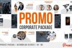 AE模版:公司企业介绍宣传推广包装(4K高质量分辨率)