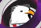 AE模板:画面抖动圆球变换LOGO片头 Glitch Spheres Logo
