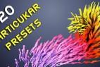 AE预设: 20组 Particular 粒子特效预设 20 Particular Presets - Magic Pack