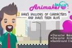 AE模版:飞碟说二维卡通人物角色动画包装 Animaker Lab 11062780