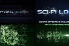 AE模版:高科技信号故障特效展示 Sci-Fi Electrical Glitch 12627271
