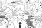AE模版:黑白素描商务人物动画包 Whiteboard Business Toolkit Vol 1