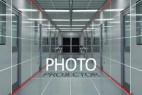 AE模版:平面图片转三维摄像机透视移动动画 Photo Projector 13503218