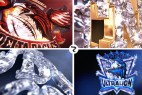 AE模板::E3D真实三维时尚钻石水晶广告电视颁奖栏目包装LOGO演绎