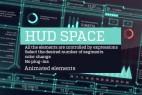 AE模板:高科技 HUD 信息 UI 界面元素动画包