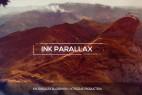 AE模板:大气震撼水墨转场视觉冲击图文展示效果 Parallax Opener