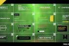 AE模板:4K分辨率 100种文字标题排版标签字幕条动画