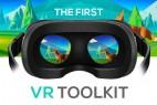 AE模板:VR 特效效果包 VR Toolkit