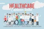 AE模板:扁平化卡通人物角色动画元素包 Healthcare Explainer Toolkit