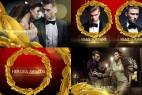 AE模板:大气活动晚会颁奖栏目包装 Heroes Awards